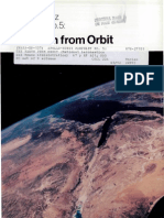 Apollo-Soyuz Pamphlet No. 5 the Earth From Orbit