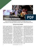 Patpong Memories