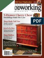 Popular Woodworking 210 (April 2014)