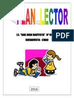 PLAN LECTOR 2016 - IE SJB