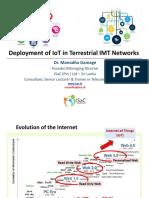 Deployment of IoT