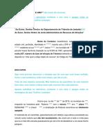 10- Modelo Curinga Para PREENCHER - Recurso de Multa EU TENHO DIREITO.docx