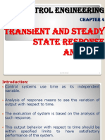 4. TRANSIENT AND STEADY STATE RESPONSE ANALYSIS.pptx