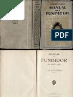 Manual Del Fundidor - Fundicion - Metal Casting Foundry