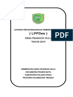 Cover LPPDes