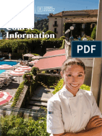 culinary management in hotel