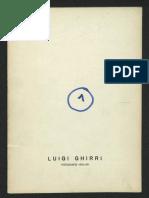 1972-Franco Vaccari-Luigi Ghirri. Fotografie 1970-1971 - Modena, Tipografia Samar, 1972, 12 p., Ill, 21 Cm