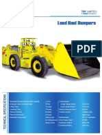 Load Haul Dumper