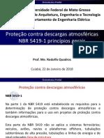 22-Proteção contra descargas atmosféricas NBR 5419-1 princípios gerais .pdf