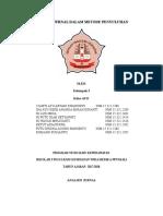 ANALISIS JURNAL DALAM METODE PENYULUHAN.doc