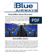 Jet Blue Airline Informaion by Farecopy (1)