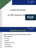 Market Structures, Price Discrimination in Monopoly, Monopolistic Competition BUBT 20 December _2019.pptx
