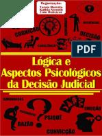 Lógica e Aspectos Psicológicos da Decisão Judicial