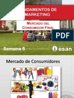 Fundamentos de Marketing - semana 5 los consumidores final.pptx