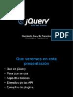 presentacion JQuery
