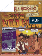 Terry Deary.  The Wicked Wild West