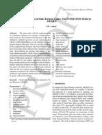 Constitutive Equations in Finite Element Codes the INTERATOM Model in ABAQUS
