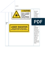 Types of lasers and software used on 3D-scanners