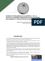 Modelo de Desarrollo Académico FI