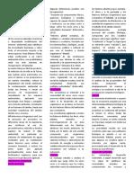 INTRODUCCION AL MEDIO AMBIENTE Y LOS PROCESOS CONTAMINANTES