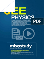 JEE Physics Sample eBook