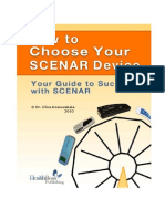 How to Choose Your SCENAR Device