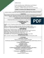 Filosofia das Ciências Naturais Introdução.docx