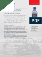 amsoil front drive.pdf