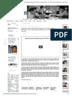Folha Política_ Deputado expõe 'declaração de guerra' da Globo contra Bolsonaro_ 'Ou a Globo derruba Bolsonaro ou Bolsonaro acaba com ela'