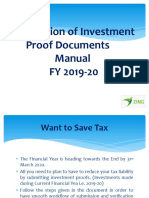 Investment Proof Submission for FY 2019-20.pptx