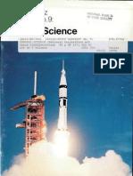 Apollo-Soyuz Pamphlet No. 9 General Science