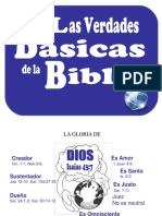 verdades basicasDE LA BIBLIA