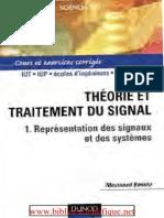 LIVRE  THEORIE & TRAITEMENT DE SIGNAL TOME 1.pdf