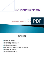 Boiler protection