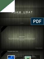 Presentasi Asam Urat