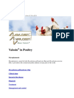 VALOSIN POULTRY MG