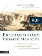 Extraordinary Chinese Medicine - Thomas Richardson with William Morris