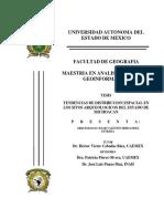 TENDENCIAS DE DISTRIBUCION ESPACIAL EN LOS SITIOS ARQUEOLOGICOS DEL ESTADO DE MICHOACAN.pdf