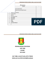 PERANCANGAN STRATEGIK KWAPM 2020 new