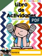 libro de actividades campos power point 2do