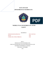 Model Evaluasi Studi Kasus
