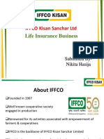 Presentation on iffco