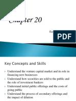 PPT_Chap020new Raising capital.ppt