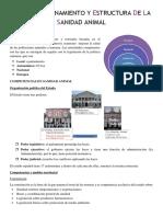 TEMA 2 ORDENAMIENTO Y ESTRUCTURA DE LA SANIDAD ANIMAL .docx