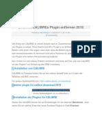 DRM Mit CALIBREs Plugin Entfernen 2019