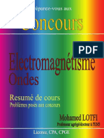 Livre Electromagnetisme