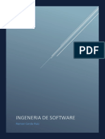 Ensayo sobre Ingeniería del Software