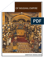 What are the causes for the decline of Mughal Empire.docx