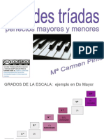 ACORDES TRÍADAS (1)