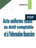 Acte Uni Rev - Art 1 a 113